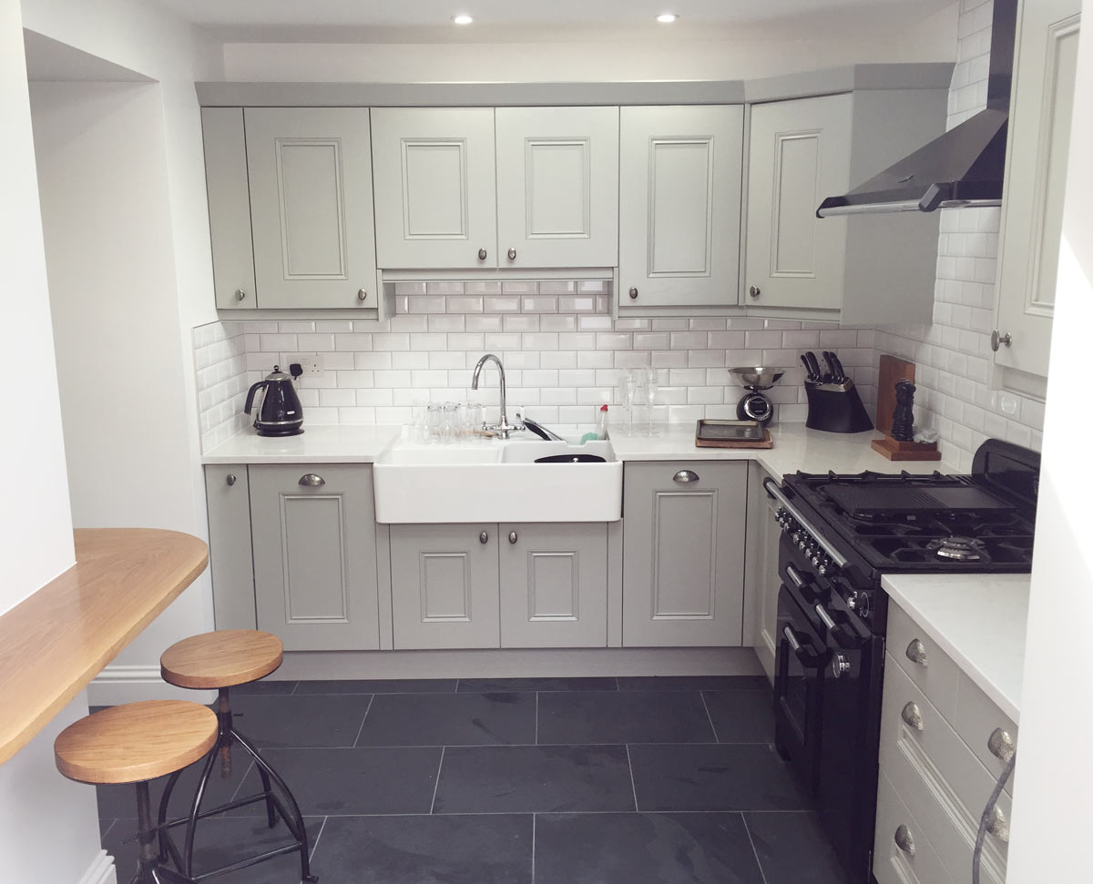 Kitchen Extension - Harrison Carpentry • Quality Carpentry in ...
